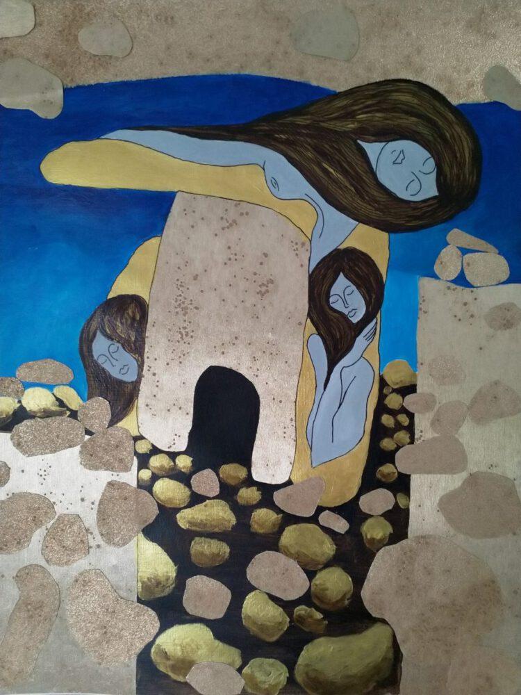 Muzen en dolmen