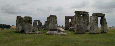 Stonehenge geschiedenis