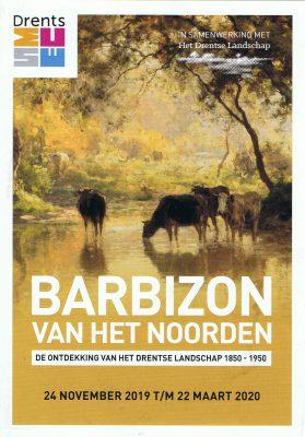 Affiche Barbizon van het noorden