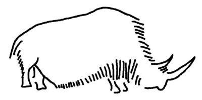 De oudste kunst? Grottekening uit Rouffignac