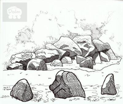 Kunst en prehistorie: Hunebed