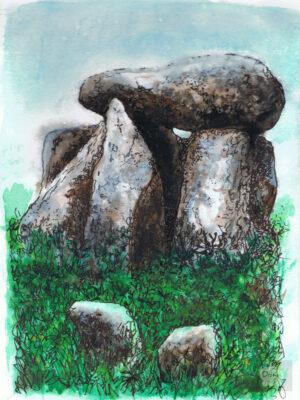 Hell Stone Dolmen