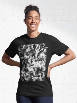 Hunter Gatherer (Jagen en verzamelen) T-shirt