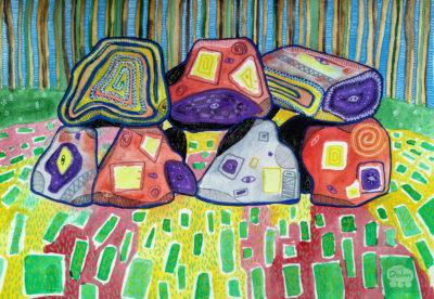 Tynaarlo 9; een eerbetoon aan Friedensreich Hundertwasser