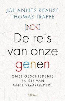 Boek: De reis van onze genen (migratie in de prehistorie)